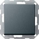 GIRA łącznik przyciskowy przełączalny System 55 antracytowy