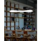 Włoska lampa wisząca BONE LED