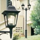 LTARNIA ZEWNĘTRZNA CHAPEL CP8 BLK ELSTEAD LIGHTING